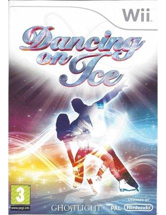 DANCING ON ICE voor Nintendo Wii