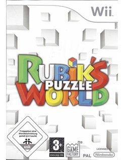 RUBIK'S PUZZLE WORLD voor Nintendo Wii