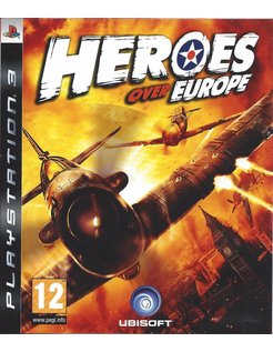 HEROES OVER EUROPE für Playstation 3 PS3