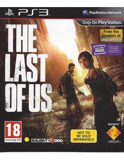 THE LAST OF US voor Playstation 3 PS3