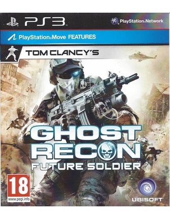 GHOST RECON FUTURE SOLDIER voor Playstation 3 PS3