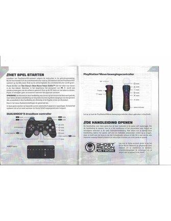 GHOST RECON FUTURE SOLDIER für Playstation 3 PS3