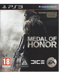 MEDAL OF HONOR voor Playstation 3 PS3