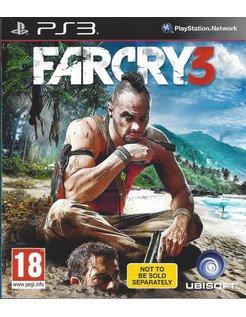 FAR CRY 3 für Playstation 3 PS3