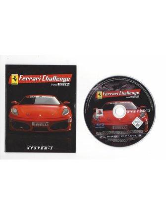 FERRARI CHALLENGE voor Playstation 3 PS3