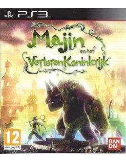 MAJIN EN HET VERLOREN KONINKRIJK for Playstation 3 PS3
