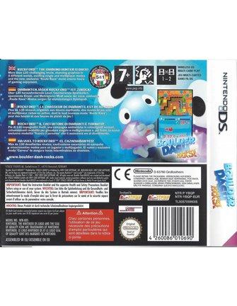 BOULDER DASH ROCKS für Nintendo DS
