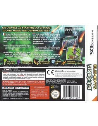 ELEMENTS OF DESTRUCTION voor Nintendo DS