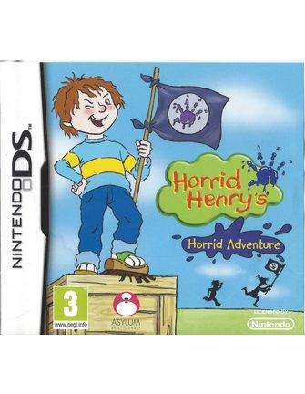 HORRID HENRY'S HORRID ADVENTURE für Nintendo DS
