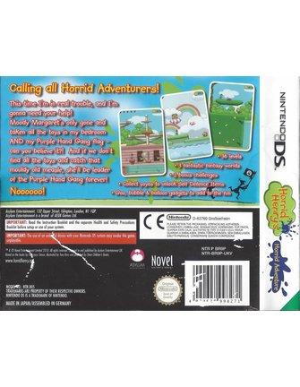 HORRID HENRY'S HORRID ADVENTURE voor Nintendo DS