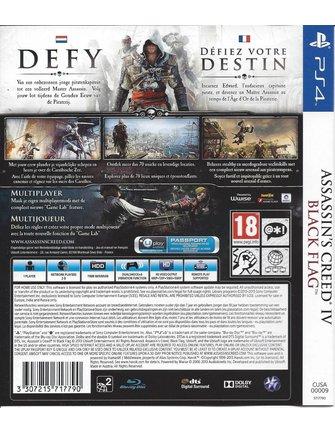 ASSASSIN'S CREED IV (4) BLACK FLAG für Playstation 4 PS4
