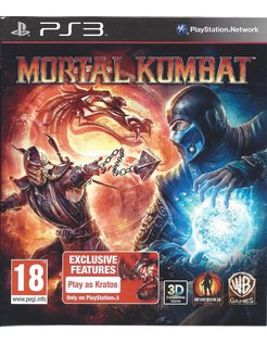 MORTAL KOMBAT für Playstation 3