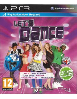 LET'S DANCE WITH MEL B für Playstation 3 PS3