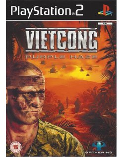 VIETCONG PURPLE HAZE voor Playstation 2 PS2