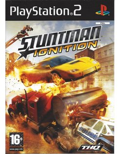 STUNTMAN IGNITION voor Playstation 2 PS2