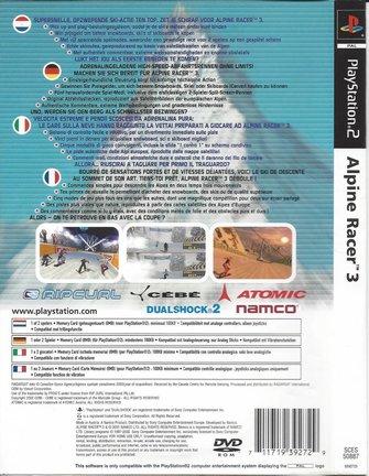ALPINE RACER 3 voor Playstation 2 PS2