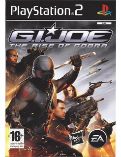 G.I. JOE THE RISE OF COBRA voor Playstation 2 PS2
