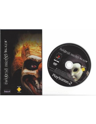 TWISTED METAL BLACK for Playstation 2 PS2