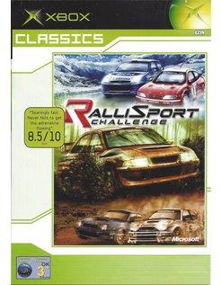 RALLISPORT CHALLENGE voor Xbox