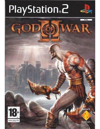 GOD OF WAR II (2) für Playstation 2 PS2