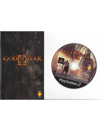 GOD OF WAR II (2) voor Playstation 2 PS2