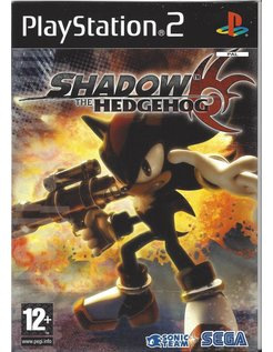 SHADOW THE HEDGEHOG voor Playstation 2 PS2