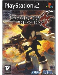 SHADOW THE HEDGEHOG für Playstation 2 PS2