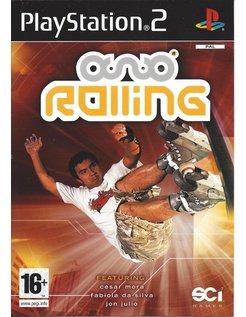 ROLLING voor Playstation 2 PS2