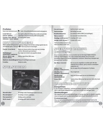 JUICED 2 HOT IMPORT NIGHTS voor Playstation 2 PS2