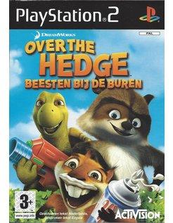 OVER THE HEDGE - BEESTEN BIJ DE BUREN voor Playstation 2 PS2