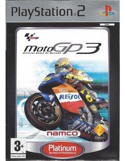 MOTOGP 3 MOTO GP 3 voor Playstation 2 PS2