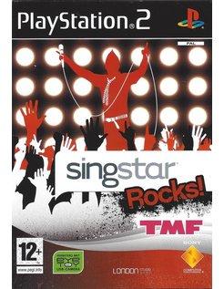 SINGSTAR ROCKS TMF voor Playstation 2 PS2