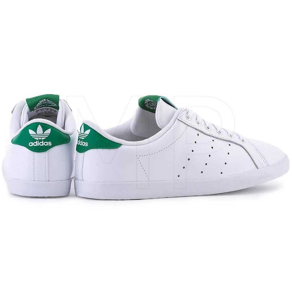 NEW ADIDAS ORIGINALS MISS STAN WHITE GREEN GRÖSSE 37 41