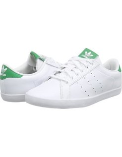 NEW ADIDAS ORIGINALS MISS STAN WHITE GREEN MAAT 37-41