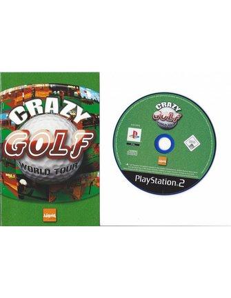 CRAZY GOLF WORLD TOUR für Playstation 2 PS2