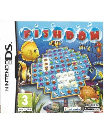 FISHDOM voor Nintendo DS