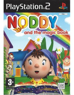 NODDY AND THE MAGIC BOOK voor Playstation 2 PS2