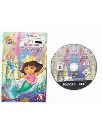 DORA REDT DE ZEEMEERMINNEN voor Playstation 2 PS2