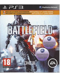 BATTLEFIELD 4 voor Playstation 3 PS3