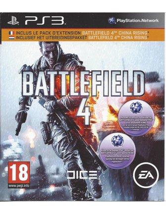 BATTLEFIELD 4 für Playstation 3 PS3