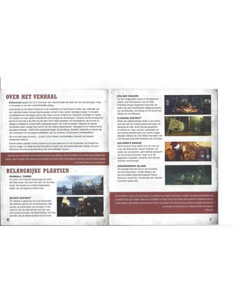 DISHONORED voor Playstation 3 PS3