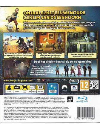 KUIFJE HET GEHEIM VAN DE EENHOORN voor Playstation 3 PS3