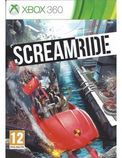 SCREAMRIDE voor Xbox 360