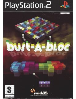BUST-A-BLOC voor Playstation 2 PS2