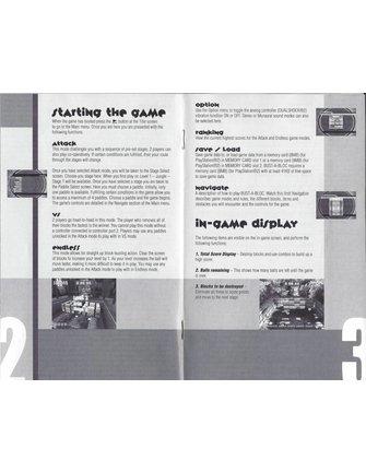 BUST-A-BLOC für Playstation 2 PS2