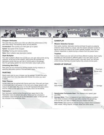 AMRICAN CHOPPER 2 FULL TRHOTTLE voor Playstation 2 PS2