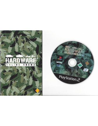 HARDWARE ONLINE ARENA voor Playstation 2 PS2