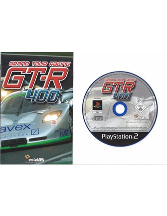 GRAND TOUR RACING GT-R 400 voor Playstation 2 PS2