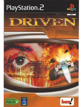 DRIVEN voor Playstation 2 PS2