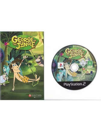 GEORGE OF THE JUNGLE voor Playstation 2 PS2